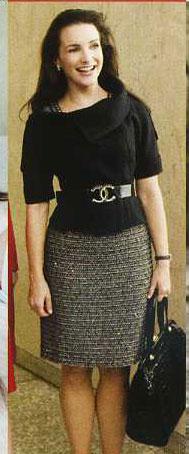 Charlotte York alias Kristin Davis Charlottes-look