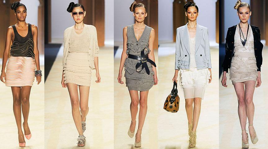 Mainland Girl Asian American Designers Take On Fashion Week 2009