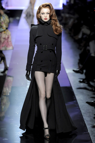 JEAN PAUL GAULTIER FALL 09