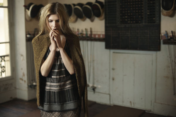 Girl Crush Clemence Poesy Desmitten Design Journal