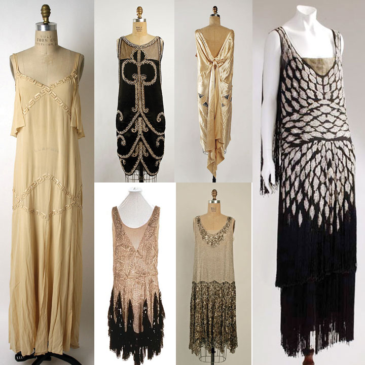 1920s Party Dresses for the 1920