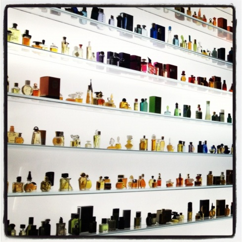 Osswald Parfumerie, Soho NY