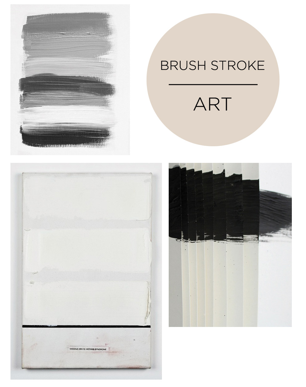 BRUSH-STROKE-ART