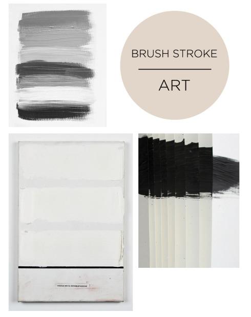 BRUSH-STROKE-ART