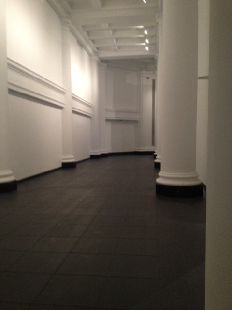 Quiet Moment in the Brooklyn Museum during Target First Saturdays