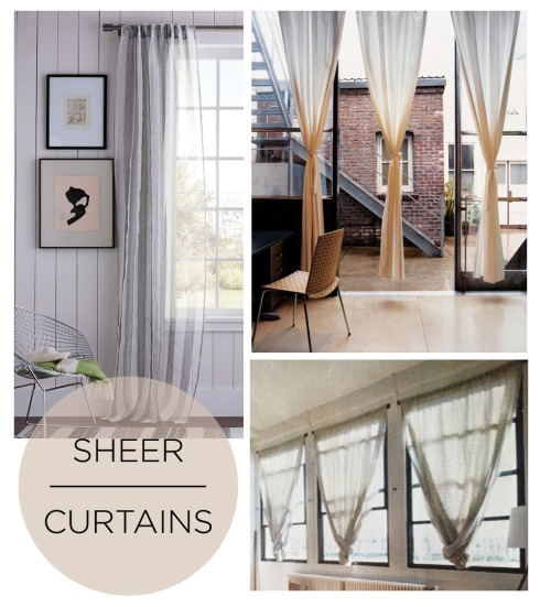 SHEER-CURTAINS