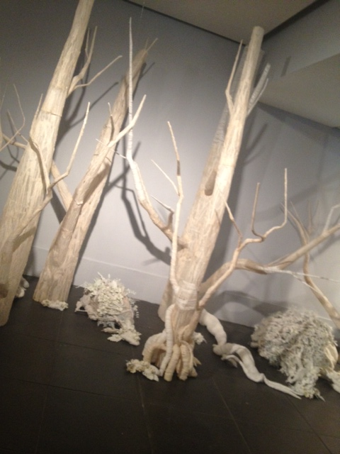 Yeon Ji Yoo's Ethereal Forrest at Brooklyn Museum